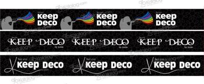 Keep Deco Etiket ve Logo Dizayn